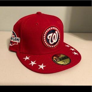 2018 New Era Washington Nationals All Star Hat